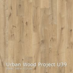 Interfloor Vinyl Urban Wood Projects €14.50
