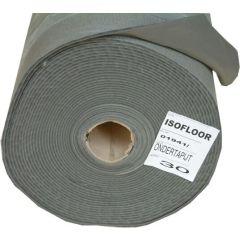 Isofloor rubber ondervloer voor tapijt