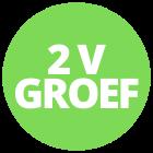 2V groef laminaat