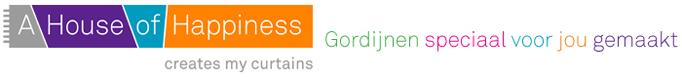 A house of happiness gordijnen