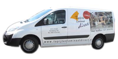 laminaat gratis leggen door heel Nederland